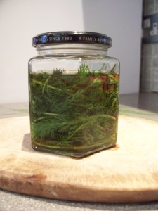 making yarrow tincture