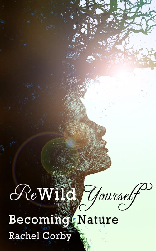 Rachel Corby Rewild Yourself Becoming Nature book Gateways to Eden