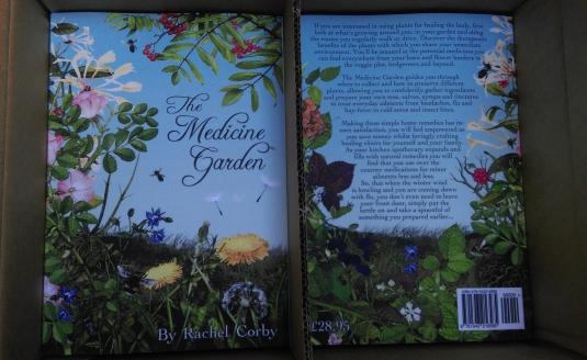 The Medicine Garden book